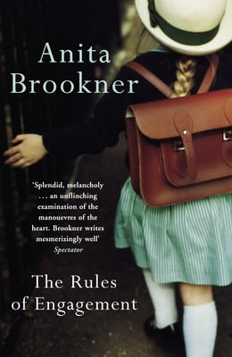 Book The Rules of Engagement by Anita Brookner