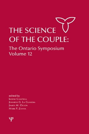 The Science of the Couple The Ontario Symposium Volume 12