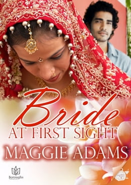 Book Bride at First Sight by Maggie Adams