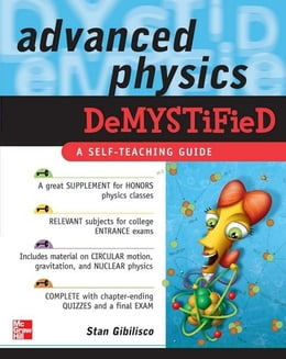 Book Advanced Physics Demystified by Gibilisco, Stan