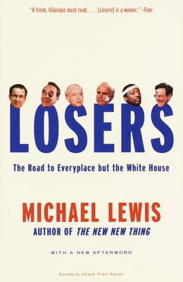 Book Losers by Michael Lewis