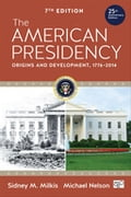 The American Presidency 7f038d1a-3379-459a-af32-d14fb852985d