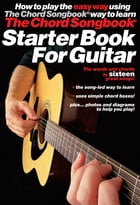 The Chord Songbook: Starter Book for Guitar by Cliff Douse