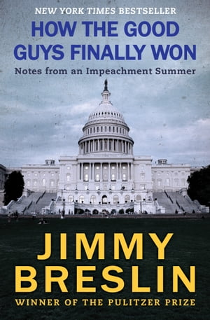 How the Good Guys Finally Won Notes from an Impeachment Summer