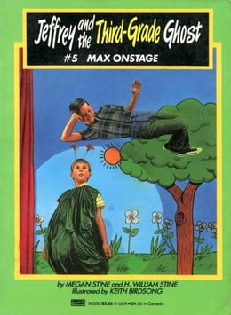Book Max Onstage: (#5) by Megan Stine