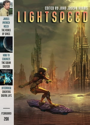 Lightspeed Magazine, February 2011