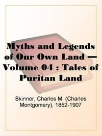 Tales Of Puritan Land