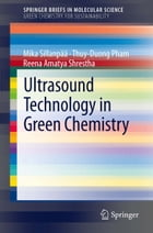 Ultrasound Technology in Green Chemistry
