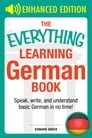 The Everything Learning German Book Cover Image