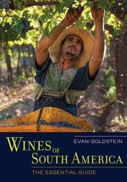 Book Wines of South America: The Essential Guide by Evan Goldstein
