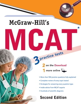 Book McGraw-Hill's MCAT, Second Edition by George J. Hademenos