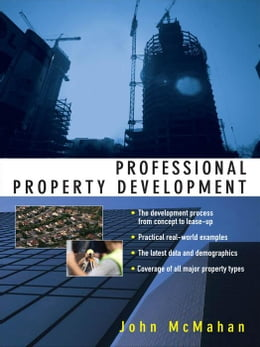 Book Professional Property Development by McMahan, John