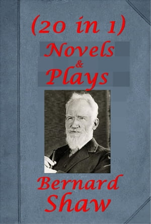 Complete Humor Satire Plays Anthologies of Bernard Shaw