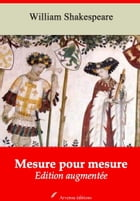 Mesure pour mesure: Nouvelle édition augmentée , Arvensa Editions by William Shakespeare