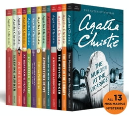 Book The Complete Miss Marple Collection by Agatha Christie