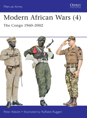 Modern African Wars (4) The Congo 1960�?2002