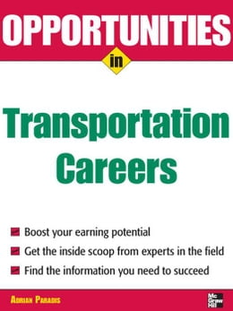 Book Opportunities in Transportation Careers by Paradis, Adrian
