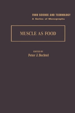 Book Muscle as Food by Unknown, Author