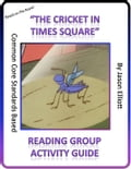 The Cricket in Times Square Reading Group Guide a924dd58-1df3-4c3d-a6a2-b023b53cd1b7