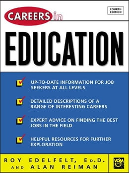 Book Careers in Education by Edelfelt, Roy