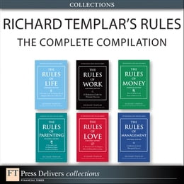 Book Richard Templar's Rules: The Complete Compilation (Collection) by Richard Templar