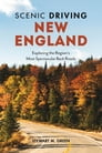 Scenic Driving New England Cover Image