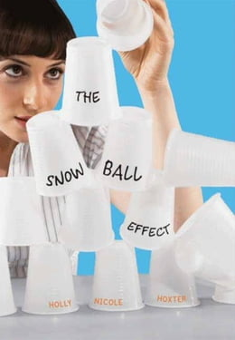 Book The Snowball Effect by Holly Nicole Hoxter