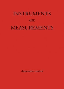 Book Instruments and Measurements by Qvarnstrom, Birger