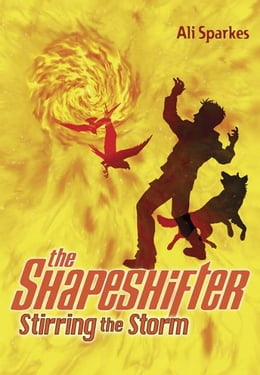 Book Shapeshifter 5: Stirring the Storm by Ali Sparkes