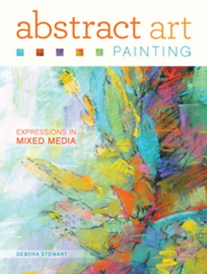 Abstract Art Painting Expressions in Mixed Media