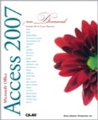 Microsoft Office Access 2007 On Demand by Steve Johnson