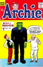 Archie #125 by Archie Superstars
