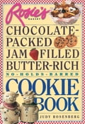 Rosie's Bakery Chocolate-Packed, Jam-Filled, Butter-Rich, No-Holds-Barred Cookie Book c6af3a74-287f-454f-9afd-92024e167ac4