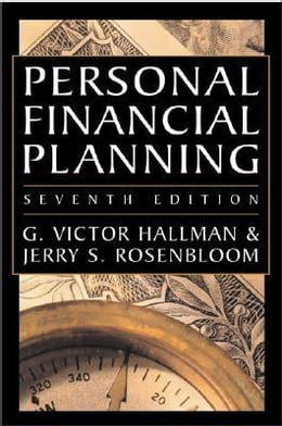Book Personal Financial Planning by Hallman, G. Victor