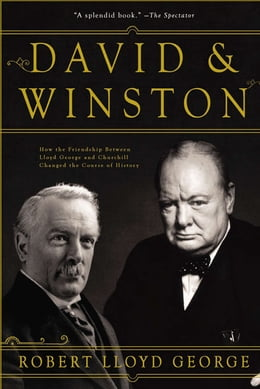 Book David & Winston: How the Friendship Between Lloyd George and Churchill Changed the Course of History by Robert Lloyd George