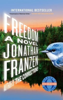 Book Freedom by Jonathan Franzen