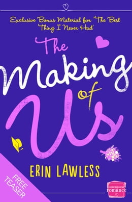 Book The Making of Us (Free Taster): HarperImpulse Contemporary Romance by Erin Lawless