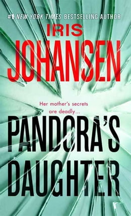 Book Pandora's Daughter by Iris Johansen