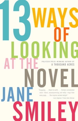 Book 13 Ways of Looking at the Novel by Jane Smiley