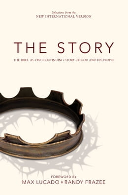 Book NIV, The Story, eBook: The Bible as One Continuing Story of God and His People by Zondervan