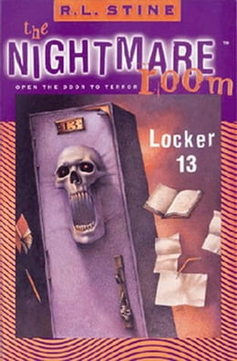 Book The Nightmare Room #2: Locker 13 by R.L. Stine