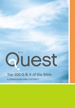 Book NIV, Top 100 Q and A of the Bible: A Zondervan Bible Extract, eBook: The Question and Answer Bible by Zondervan