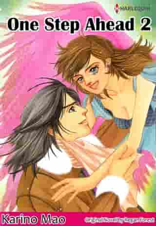One Step Ahead 2 (Harlequin Comics): Harlequin Comics by Regan Forest