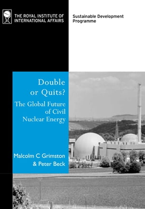 Double or Quits? The Future of Civil Nuclear Energy