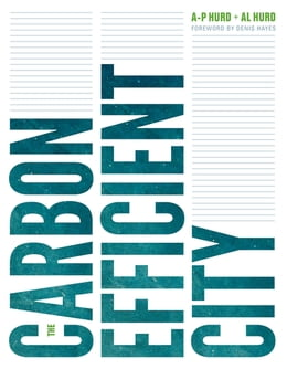 Book The Carbon Efficient City by Al Hurd