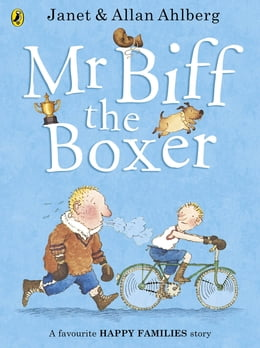 Book Mr Biff the Boxer by Allan Ahlberg
