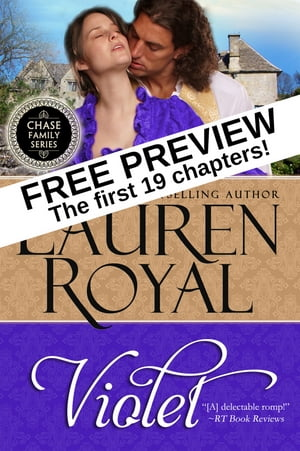 Violet: Free Preview: The First 19 Chapters by Lauren Royal