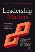 Leadership Matters: Unleashing the Power of Paradox