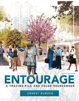 Book Entourage 5th Edition: A Tracing File and Color Sourcebook by Ernest Burden