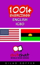 1001+ Exercises English - Igbo by Gilad Soffer